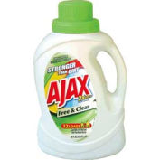 Ajax® 2Xultra Liquid Detergent Free & Clear, 50 Oz. Bottle 4/Case - PBC49551