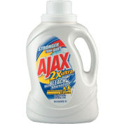 Ajax® 2Xultra Liquid Detergent W/ Bleach Alternative Original, 50 Oz Bottle 6/Case - PBC49557CT