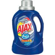 Ajax® 2X HE Laundry Detergent, 50 Oz. Bottle 6/Case - PBC49558CT