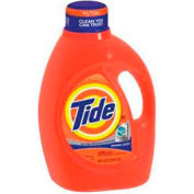Tide® HE Laundry Detergent Original Scent 100 Oz. Bottle 4/Case - PAG08886