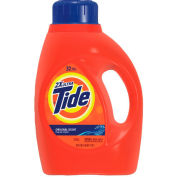 Tide® 2X Ultra Liquid Laundry Detergent, 50 Oz. Bottle 6/Case - PAG13878CT