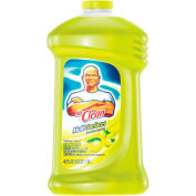Mr. Clean® Antibacterial All Purpose Cleaner Summer Citrus, 40 Oz. Bottle 9/Case - PAG31502