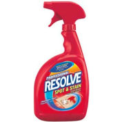 Resolve Spot & Stain Carpet Cleaner, 32 Oz. Trigger Bottle 12/Case - RAC97402CT