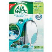 Air Wick Freshmatic Ultra Automatic Starter Kit Fresh Waters, 6.17 Oz. 4/Case - RAC79782