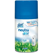 Lysol Neutra Air Freshmatic Ultra Dispenser Refill Fresh Scent, 6.17 Oz. Aerosol 6/Case - RAC79831CT