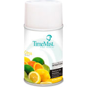 Metered Fragrance Dispenser Refill Citrus, 6.6 Oz Aerosol 12/Case - WTB332508TMCACT