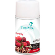 Metered Fragrance Dispenser Refill Bayberry, 5.3 Oz Aerosol 12/Case - WTB332521TMCT