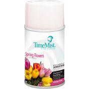 Metered Fragrance Dispenser Refill Spring Flower, 5.3 Oz Aerosol 12/Case - WTB332553TMCACT