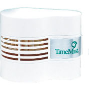 Timemist Battery Operated Continuous Fan Fragrance Dispenser, White - WTB321740TM
