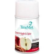 Metered Fragrance Dispenser Dutch Apple Spice, 6.6 Oz Aerosol 12/Case - WTB334701TMCT