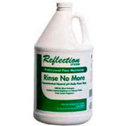 Rinse-No-More Floor Cleaner Neutral Scent, Gallon Bottle 4/Case - INC445