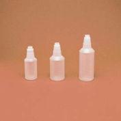 Unisan Plastic Bottle - 24 Oz. Bottle, Natural - Pkg Qty 24