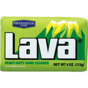 Lava® Pumice Hand Soap Unscented, 4 Oz. Bars 48/Case - JNS10383