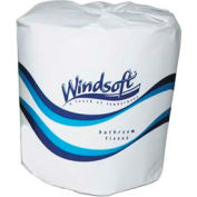 Windsoft® Single Roll 2-Ply Bath Tissue, White 500 Sheets/Roll 96/Case - WNS2200