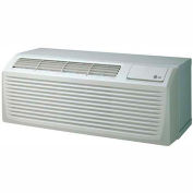 LG Packaged Terminal Air Conditioner LP073CDUC Elec. Heat, 7000 BTU Cool, 7800 BTU Heat, 208/230V