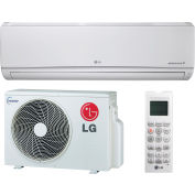 LG Single Zone Inverter Heat Pump System LS090HSV5, High Efficient Standard (9K BTU)
