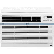 LG LW1017ERSM Smart ThinQ Wifi Control Window Air Conditioner, 10,000 BTU, Energy Star, 115V