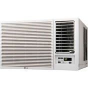 LG LW1216HR Window Air Conditioner with Heat, 12,000 BTU w/ Remote, 230/208V