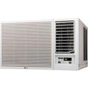 LG LW8016HR Window Air Conditioner with Heat, 7,500 BTU w/ Remote, 115V