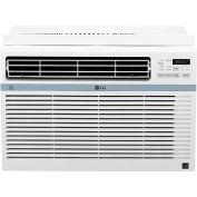 LG LW8017ERSM Smart ThinQ Wifi Control Window Air Conditioner, 8,000 BTU, Energy Star, 115V
