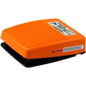 Linemaster 971-SO Aquiline Foot Switch, Momentary, Orange, plastic