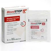 "BloodSTOP® BS-iX27 IX Advanced Hemostatic Matrix 0.5"" x 2"", 24/per box"