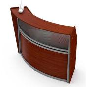 Linea Italia® Reception Desk - Cherry