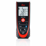 Leica DISTO™ D2 US 320ft Bluetooth 4.0 Laser Distance Meter, 838725