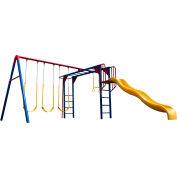 Lifetime® Monkey Bar Adventure Swing Set, Primary