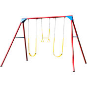 Lifetime® 10-Foot Swing Set, Primary