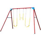 Lifetime® 10-Foot Swing Set, Primary
