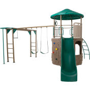 Lifetime® Adventure Tower Playset Deluxe, Earthtone