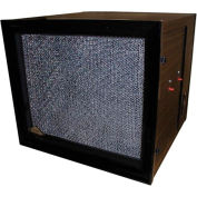 HD Commercial And Light Industrial Air Purifier - 2100 CFM 120V - Wood