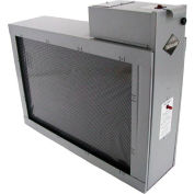Whole System Electronic Air Purifier - 1400 CFM - 120V - Silver