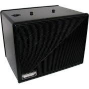 Portable Media Air Purifier - 275 CFM - 120V - Black