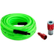 Legacy™ Flexzilla 3/8 X 100 Zillagreen Air Hose W/ Type D Ccx Cplr And Plug