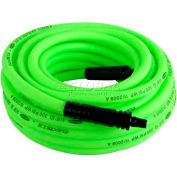 "Flexzilla® HFZ38100YW2 3/8""x100' 300 PSI Hybrid Polymer All Weather Air Hose"