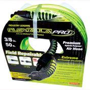"""Legacy™ Flexzilla® Pro Zillagreen™ Air Hose, 3/8"""" X 50', 1/4"""" MNPT"""