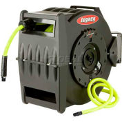 Legacy™ Levelwind 1/2In. X 50Ft. Retractable Flexzilla Air Hose Reel