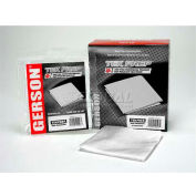"Gerson® Tek Prep® Tack Cloth 18"" x 18"" White, 12/Box - 020009C"