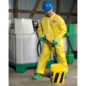 ChemMax1 Coverall, L, 25/Case, Lakeland, C5412L