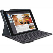 Logitech® Type+ Protective Case w/ Integrated Keyboard for iPad Air 2