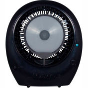 EcoJet by Joape LVP-020303 Bob Tabletop Misting Fan, Black, Cools Up to 400 Sq. Ft.