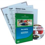 Fire Safety, DVD