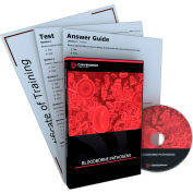 Convergence Training Bloodborne Pathogens DVD, C-303B