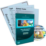 Stress Management and Prevention Training DVD, C-450