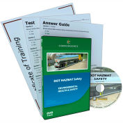Convergence Training DOT HAZMAT Safety, C-502, English, DVD