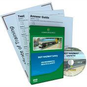 Convergence Training DOT HAZMAT Safety, C-502, English, DVD