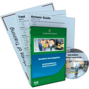 Convergence Training Incident Investigation, C-913, DVD