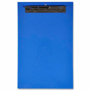 "Lion® Recycled Plastic Clipboard, 11"" x 17"", Portrait, Blue"